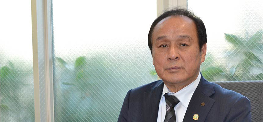 会長挨拶|公益社団法人 全日本鍼灸マッサージ師会